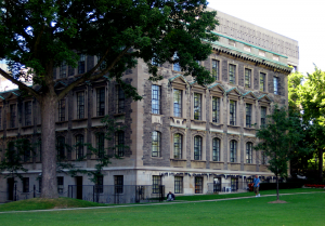 The Banting Research Foundation is located in the C David Naylor Building, University of Toronto
