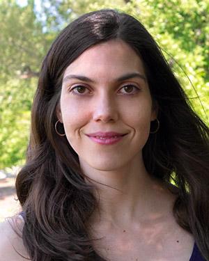 Portrait of Marie-Ève Tremblay, 2013