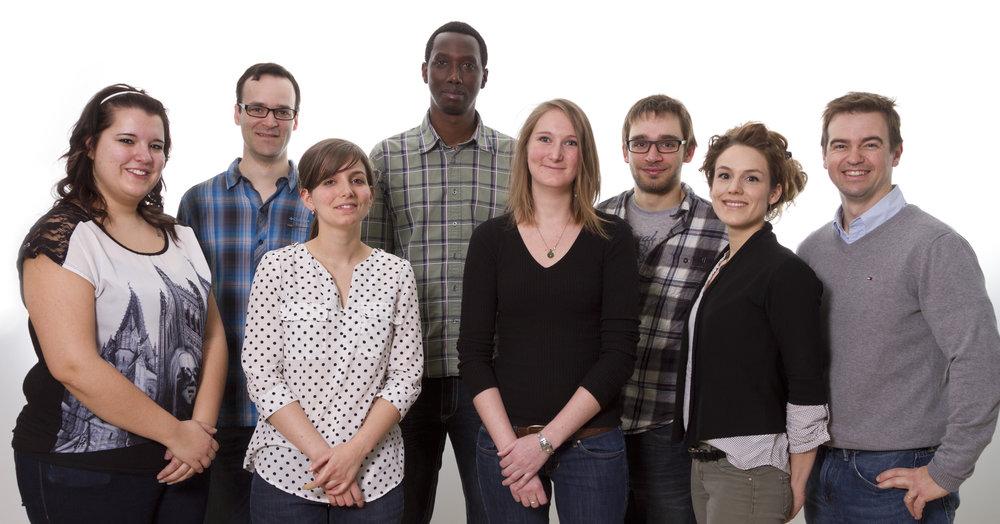 Lévesque research team