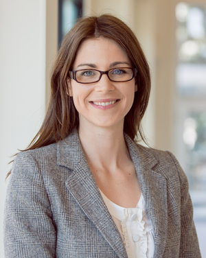 Jennifer Heisz, recipient of a 2014 Banting Research Foundation Discovery Award