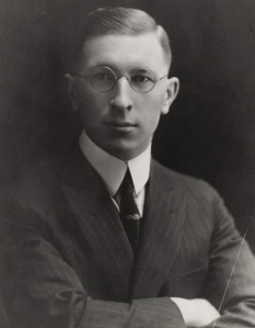 Frederick Banting circa 1921
