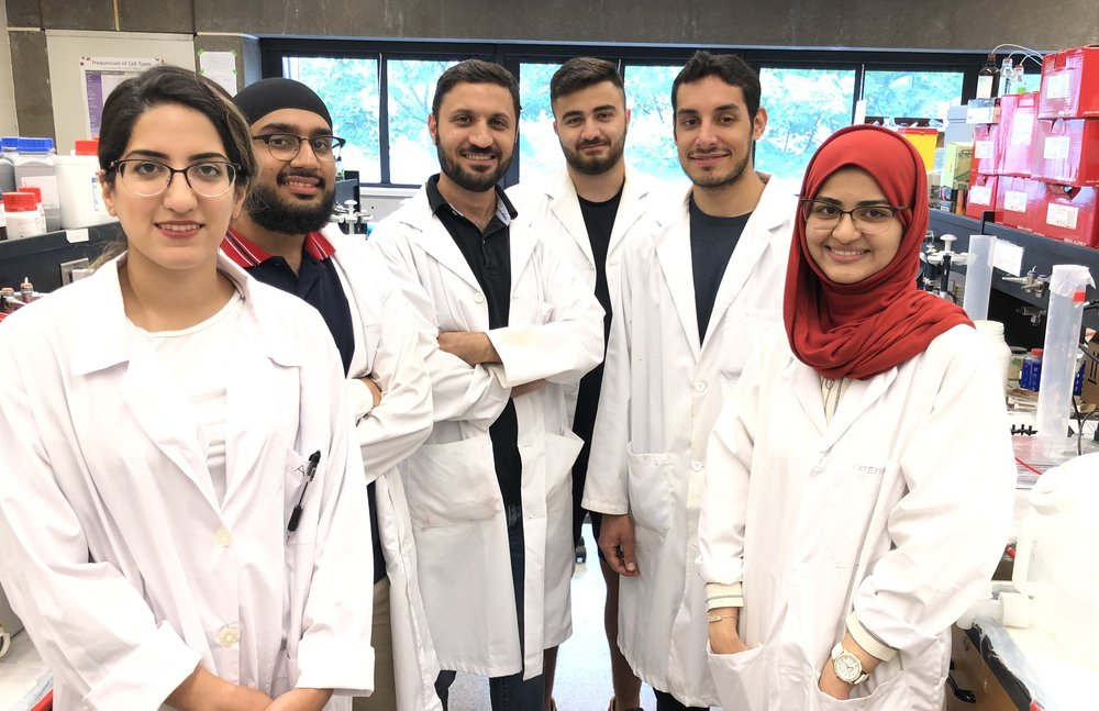 Abdul-Sater lab group